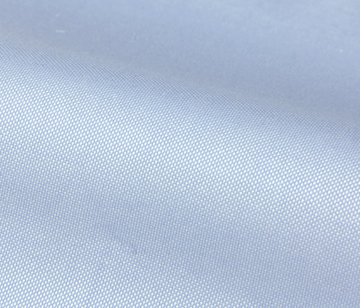 Oxford 100s bleu ciel uni double retors – Traitement Easy Care