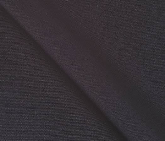 Popeline 80s noir uni - Easy Care